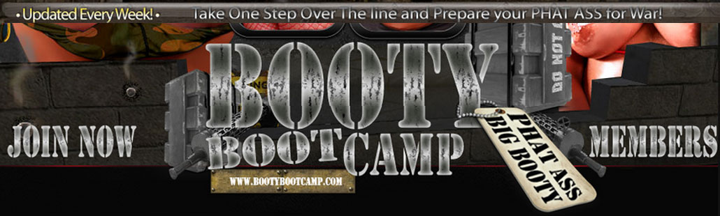 Booty boot camp porn