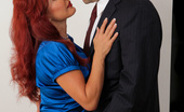 Anilos Vanessa Bella 22984 Check out this Anilos redhead as she gets banged by her horny husband