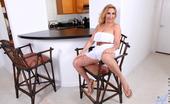 Anilos Sophia Jewel Beautiful Sophia Jewel spreads her creamy twat wide open