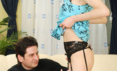 Anilos Scarlette Sax Anilos housewife Scarlette Sax gets her ass licked and fucked