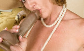 Anilos Samantha Stone 23215 Alluring milf Samantha Stone tortures her cougar snatch with a massive sex toy