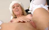 Anilos Jenna Covelli Santa Jenna Covelli gives the gift of her tight twat