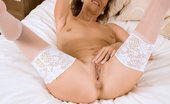 Anilos India Mature milf India loves playing with her pussy with a pink dildo until she explodes in orgasm