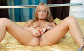 Anilos Eve Adams 23983 Kinky Anilos milf tortures her clitoris with a breast pump and fucks her pussy with a toy