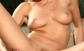 Anilos Diana Doll Sizzling hot blonde Anilos cougar spreads her pussy lips apart to flaunt her pink clitoris