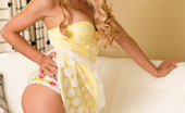 Anilos Cherie Deville 24136 Cherie Deville strips off her tiny dress to flaunt her delicious juicy ass