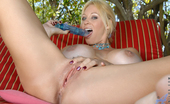 Anilos Charlee Chase Lovely milf gets naughty by the pool