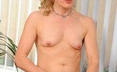 Anilos Angella Faith Anilos Angella Faith reveals her big nipples and tasty milf pussy