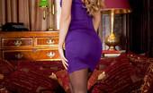 Twistys Sammi Tye Sammi Tye touches her aroused body over her corset