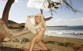 Twistys Brett Rossi Brett Rossi shows off her stunning body at the beach