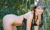 Twistys Aria Giovanni Aria Giovanni in a cowgirl outfit