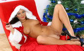 Twistys Nataly 28307 Christmas wouldn't be complete without a little taste of Nataly's festive charm! Download zip here: http://girls.twistys.com/preview/christmas-treat/nataly/Nataly.zip