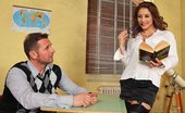 "Brazzers Roberta Gemma Banging the Art Teacher Roberta is very ""hands on"" with her students. She likes to befriend them, and make sure they are flo..."