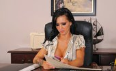 Brazzers Jenna Presley Fuck Me Or I'll Fire You Jenna is tired of her assistant Mark who is always slacking at work. She has caught him watching por...