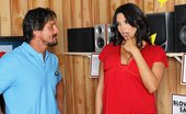 Brazzers Missy Martinez RadioShag Missy is looking for a good radio to buy, one with deep bass. She gets help from Tommy Gunn who show...