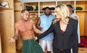 Brazzers Sindy Lange The Scout Casey is a basketball scout for the major leagues. She has her eye on superstar player Mickey Sunshi...
