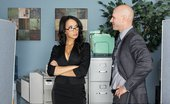 "Brazzers Katsuni All Class Katsuni is hard at work on ""The Bobster File,"" but is having trouble concentrating on account of her..."