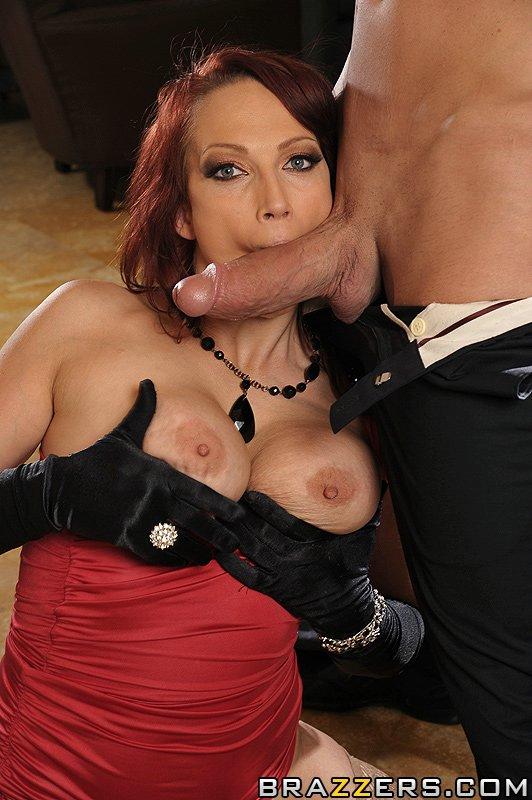 image Cuckolds rude wife breaks him in by making him taste lovers