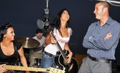 Brazzers Lezley Zen Rock N' Roll Momma Lezley and her family band have finally managed to get the money together for a studio session and t...