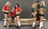Brazzers Eva Angelina,Bridgette B,Alanah Rae,Nicole Aniston The Big Game 30153 With the Big Game just around the corner. Brazzers thought it would be best to inform the people who...