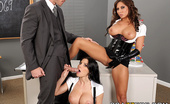 "Brazzers Rebeca Linares,Madison Ivy The Rack of the Clones In this gripping sci-fi opus from writer ""Woodstock"" (A Clockwork Whore, 2011), the buxom and beauti..."