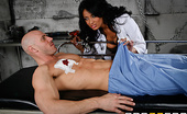 Brazzers Anissa Kate Dr. Gangbanger Banger Anissa Kate is a doctor with a limitless cock craving. When Johnny is dropped off at the hospital wi...