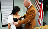 Brazzers Gaia The Cheat Gaia is perpetually acing her tests, but is aloof and disinterested in class. Johnny realizes she's ...