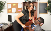 Brazzers Raylene Dean Raylene 30412 Raylene is the dean of ZZ University, a party college with a bad reputation. She's desperate for goo...