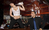 Brazzers Valerie Kay Bartender Boobies 30429 Valerie is working a really boring shift, and her only customer is a handsome gentleman that won't e...
