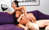 Brazzers Ava Addams Ava Addams School of Modeling Ava Addams is more than just a pornstar. She used to be a world famous model, apparently, making it ...