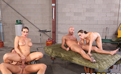 Brazzers Rachel RoXXX,Chanel Preston S.L.U.D.S. - Subhumanoid Lesbian Underground Dwellers 30638 Bill and Will are soldiers patrolling an unsecured area in the Nevada desert in a near-distant dysto...