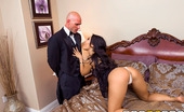Brazzers Asa Akira The Butler Serves Anal 30710 She is a bored, sex-deprived mail-order bride, but has a big time crush on the butler, Sinsley. Whe...