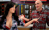 Brazzers Mandy Haze Ho Hardware Johnny just can't stop visiting the cute salesgirl at the hardware store. He may be forgetful, but h...
