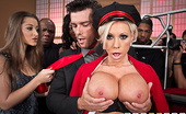 Brazzers Lolly Ink Bagging the Bellgirl Lolly, the hotel bellgirl, is tired of all the fuss these sluts are making over celebrities. But whe...
