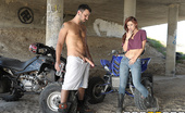 Brazzers Karlie Montana High Noon Hard Ride Karlie and Voodoo are free riding in the desert and need to cool down. After splashing some water al...