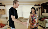 Brazzers Charley Chase Unpack My Pussy It's moving day and Charley Chase's husband has left her all alone with the moving man. After he's d...