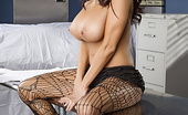 Brazzers Ava Addams My Immortal Trollop Big-titted mortician Ava Addams has lost a dear friend and fuck buddy. She misses the way he used to...