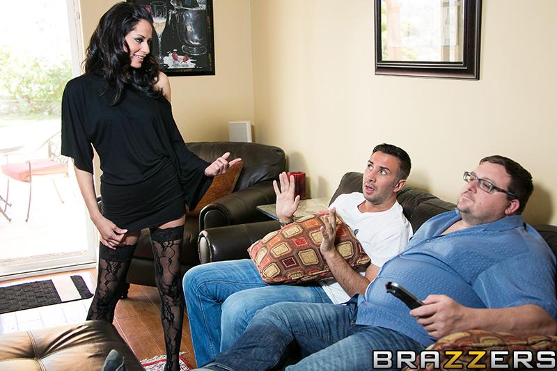 Husband Films Latina Wife