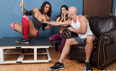 Brazzers Sophia Fiore Slutty Girl Fitness Sophia Fiore wants to help everyone fuck their way to a fitter body! She's invented a set of slutty ...