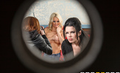 Brazzers Veronica Avluv,Veruca James,Emily Austin Shaming the Shooter Van loves his job as a shooting assistant on sexy photo shoots, so much that he's been sneaking perv...