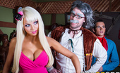Brazzers Rikki Six Dolly Pop The mad dollmaker Geppetto is working on some new creations to cure his loneliness, wooden puppets w...