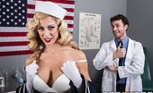 Brazzers Cherie Deville America's Secret Sweetheart Everyone can do something to help with the war effort! For Cherie Deville, her smokin' hot good look...