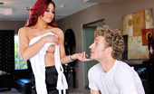 Brazzers Ryder Skye Unexpected Hot Date 31583 Busty MILF Ryder Skye was trying on some sexy outfits for a hot date when her daughter's boyfriend w...