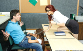 Brazzers Madison Ivy,Monique Alexander Are You Staring At Your Teacher's Tits 31650 With a professor as smokin' hot as Dr. Monique Alexander, it's no wonder Mick daydreams his way thro...