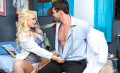 Brazzers Kagney Linn Karter Fucking Doctors 31691 The Surgeon General has just heard rumors that getting laid is good for you, and he's furious. If th...