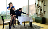 Brazzers Dani Daniels The Whore of Wall Street : Part One In the high-stakes world of Wall Street, sex is everything. Dani Daniels, a wildly wealthy sexy slut...