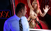 Brazzers Vanessa Cage,Alena Croft 25 Cent Peep Show Alena Croft is a sexy stripper, shaking her stuff for all the horny dudes who come in to see her lit...