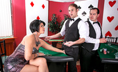 Brazzers Shay Fox Getting Lucky at the Casino Shay Fox loves blackjack, but some days her luck is worse than others. After a particularly brutal l...