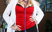 Brazzers Brandi Love Doctor's Orders Brick Danger has been in the hospital with aches and pains for weeks now, but the nurses are startin...