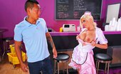 Brazzers Britney Amber Bad Bad Waitress Boobies is a fast food restaurant known more for it's wait staff than it's food. Britney is part of ...